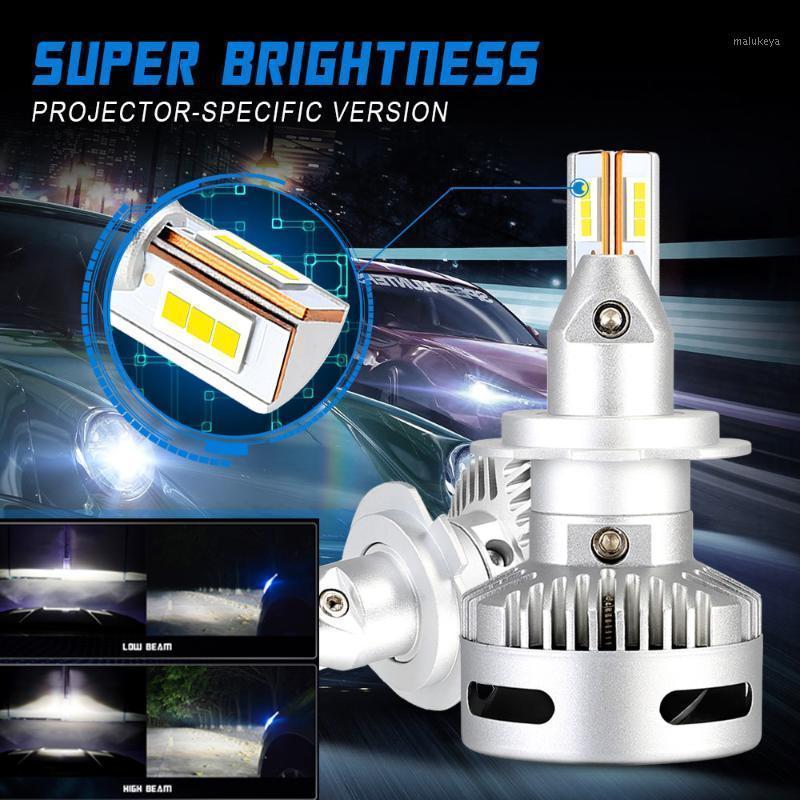 Novsight 2PCS Projecteur de voiture Phare H7 LED H7 H11 9005/9006 9012 D5 D2 / D4 D1 / D3 / D8 90W 12000LM 6500K HeadLamp BeaLamp Light Lampes1