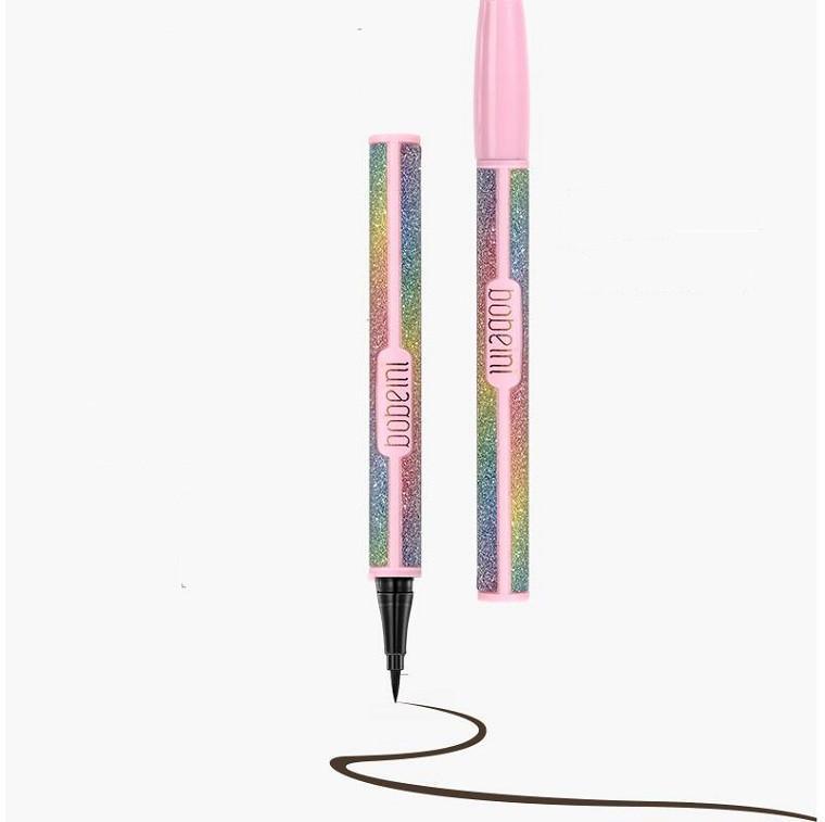 ماكياج السائل كحل قلم رصاص ماكياج ماء الأسود والبني العين بطانة قلم طويل الأمد سهلة ارتداء كحل السائل