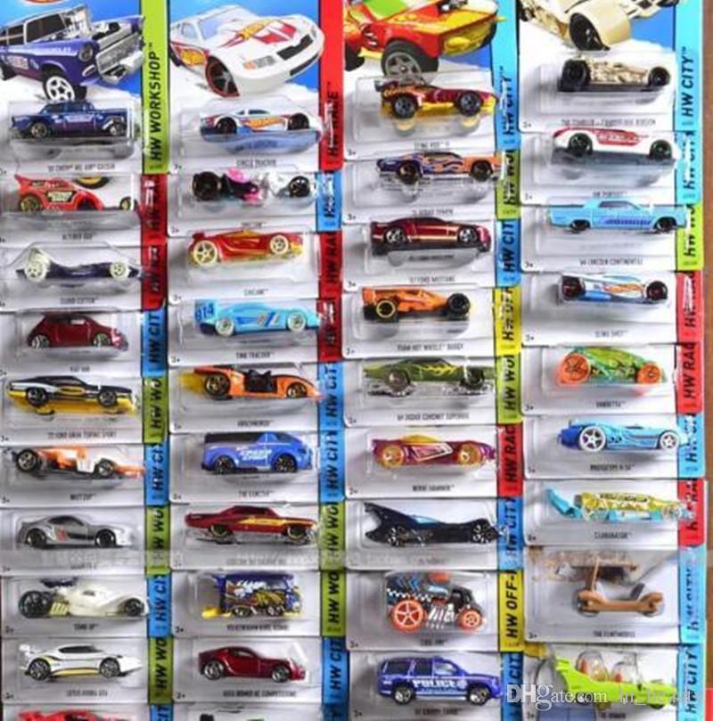 Hot Wheels Auto 1:64 Ducati Fast and Furious Modellini auto Collezione Toy Model Car Sport Hotwheels mini automobile per i bambini Boy