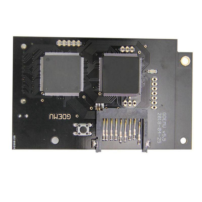 مجلس محاكاة رخيصة القرص الصلب Boxs محرك الأقراص الضوئية لDC آلة لعبة الجيل الثاني من المدمج في استبدال القرص الحرة لكامل جديد