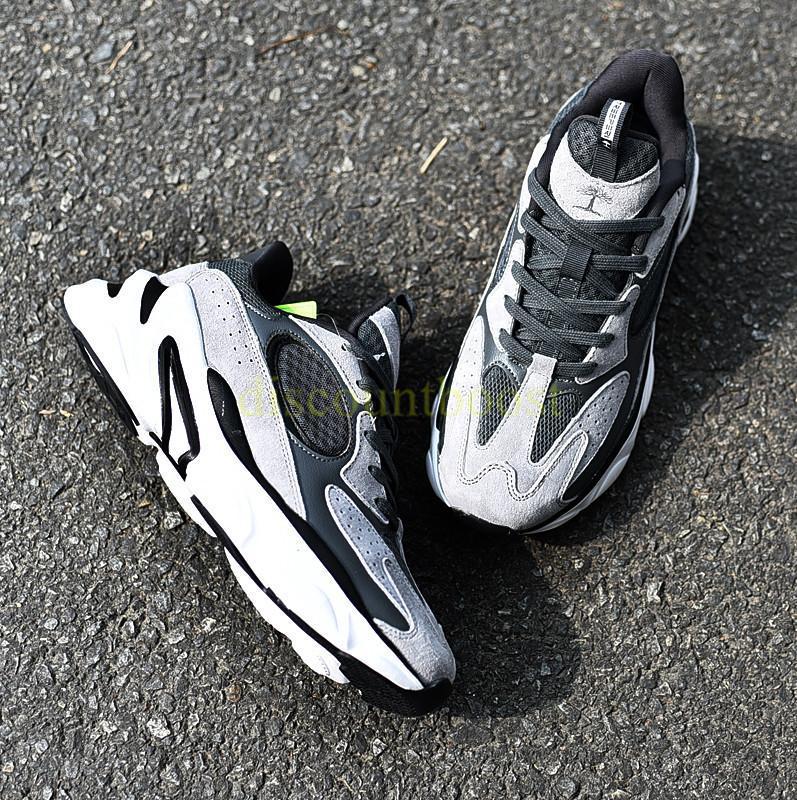 Nouvelle meilleure qualité Treeperi Mode Chunky 5.0 Noir Gris Chaussures de course US 9.5 EUR 43 Hommes Femmes Sneakers Formateurs