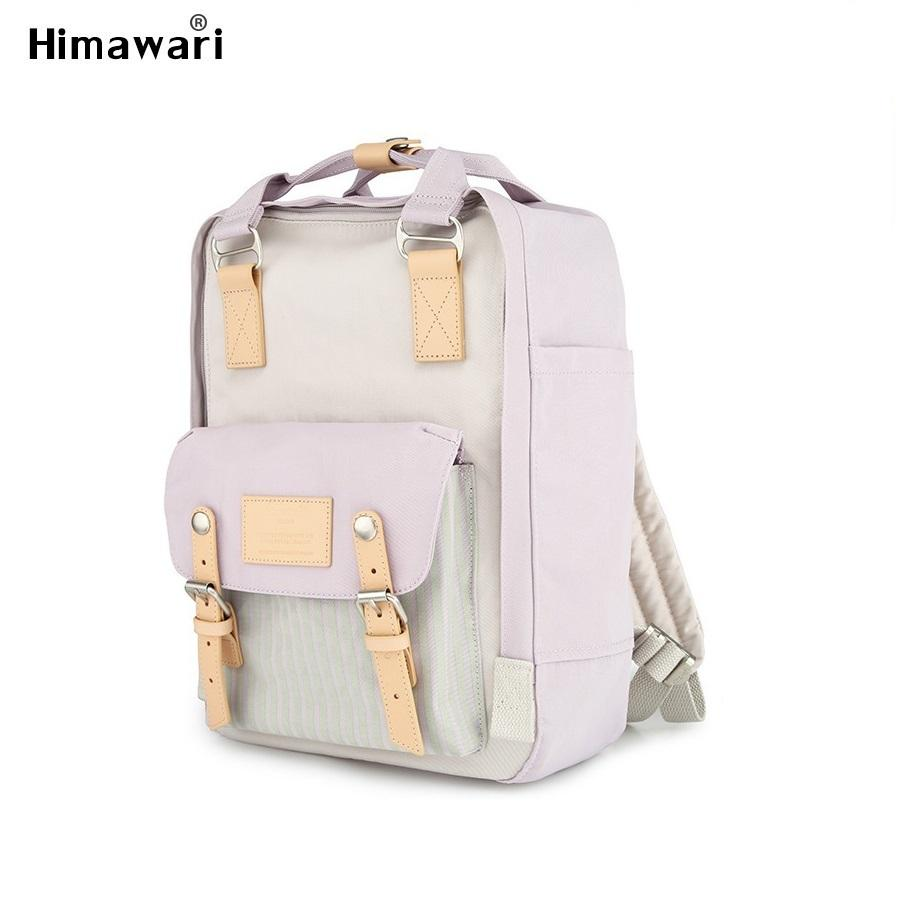 Classic Fashion Women Backpack For Teenage Girls Mochila Feminina Mujer Travel School Bags Laptop Bag Bolsa Escolar Bagpack Q1113