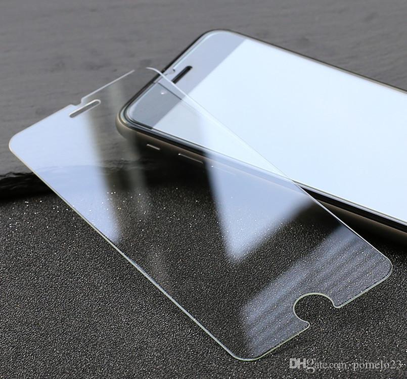 vidro temperado ultra fino para os modelos da Apple 4,7 / / 5,8 / / 6,5 protetor protetor de tela de cinema telemóvel filme à prova de explosão 5.5 6.1