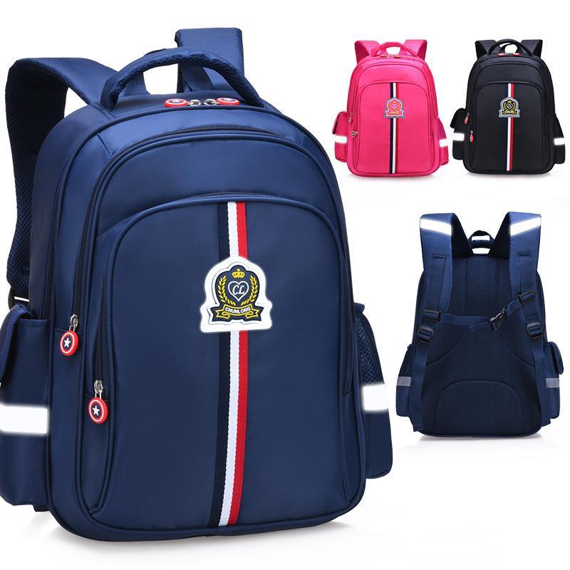 sacs enfants imperméables filles garçons école primaire Sac à dos enfants Satchel orthopédique sac enfant Cartable C1003