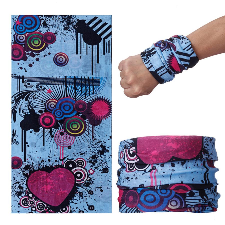 2020 Magia Designer Multi Function Band foulard per Outdoor Sport Ciclismo in corso Escursionismo Protezione UV