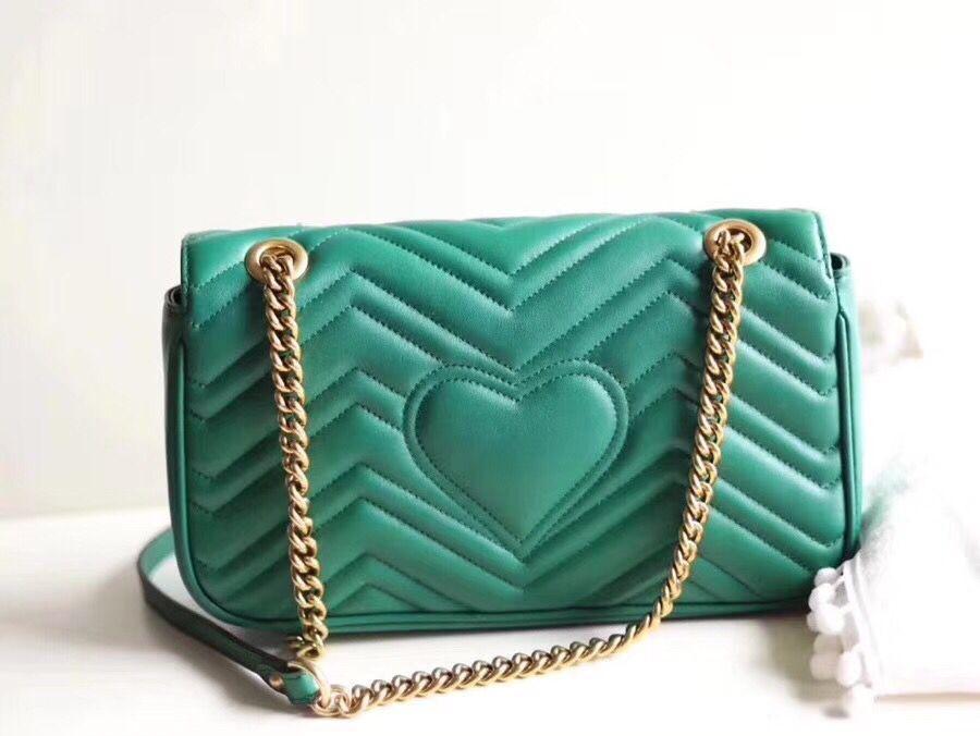 Горячая распродажа подарок с сумочкой сумка сумка сумка на плечо Сумка настоящая леди Best Best подлинный кошелек кожаный день Marmont Ohoce