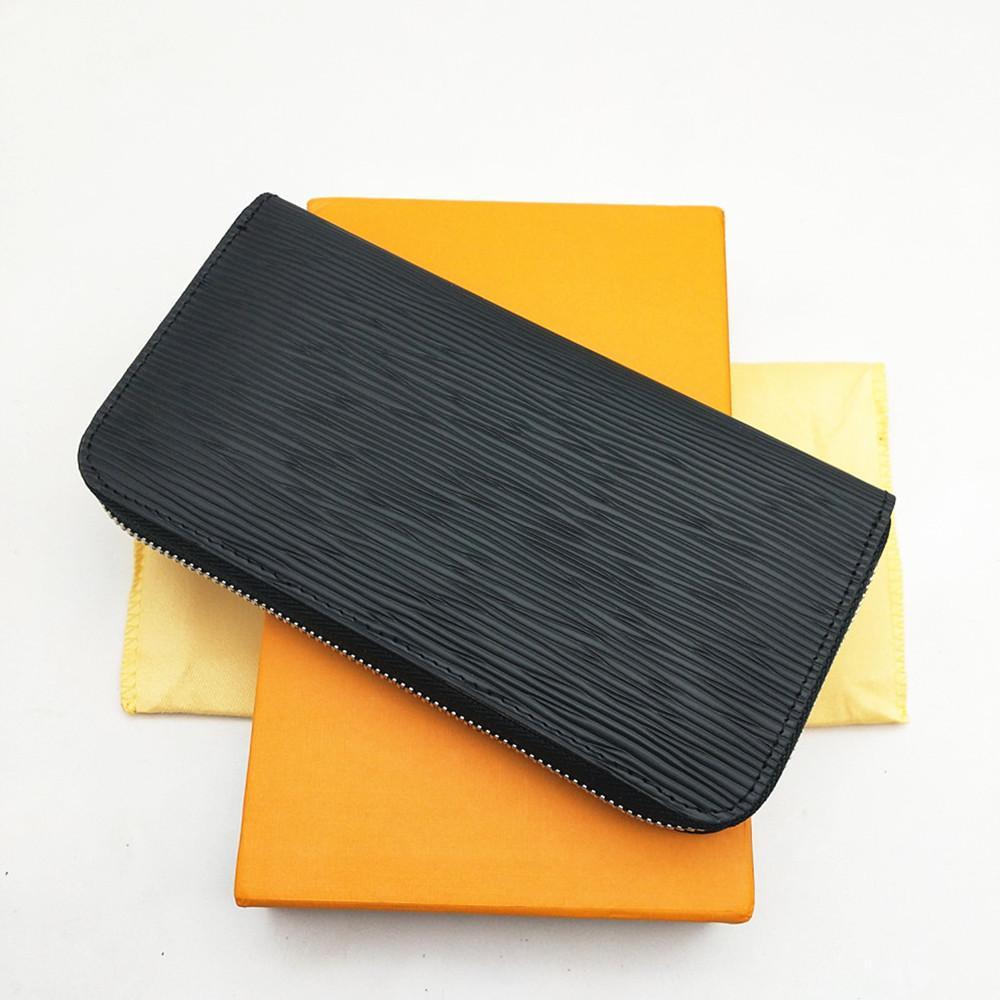 Zippy portefeuille porte-monnaie Crédit Portefeuille de portefeuille à carreaux Plaid Handbags Embrayage Long Fibre Organisateur Hommes Carte Mens Vérifiez la mode avec le support Rrwia