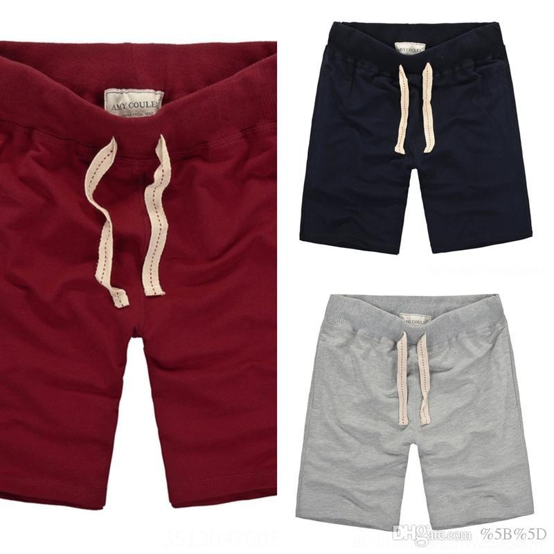 FLN3 NUEVO Casual Sports Shorts Tablero de verano Carga caliente Simple Aire Libre Culturismo Effen Corta Marca Masculino Hombres Fitness Letra