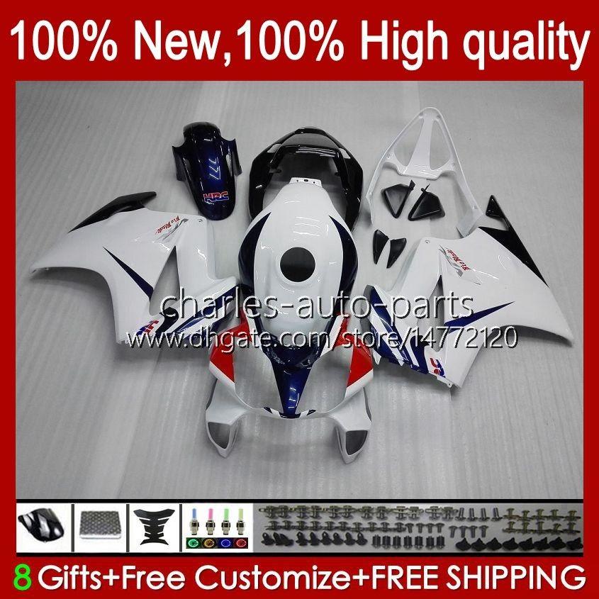 VFR-800 CUERPO PARA HONDA BLANCO GLOSSY VFR800 VFR 800 RR VFR800RR INTERCEPTOR 100HC.5 02 03 04 05 06 07 08 09 10 11 12 2002 2012 Kit de carga