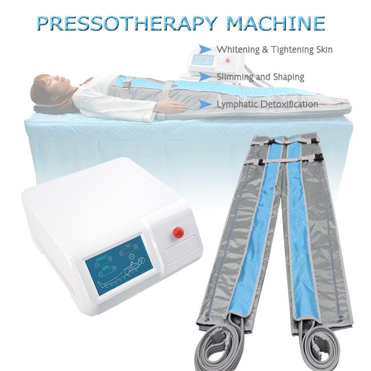 Qualitäts-Luftdruck für Körper Lymphdrainage Pressotherapie abnehmen Maschine Infrarot Fett remova Schönheit Ausrüstung Gestaltung