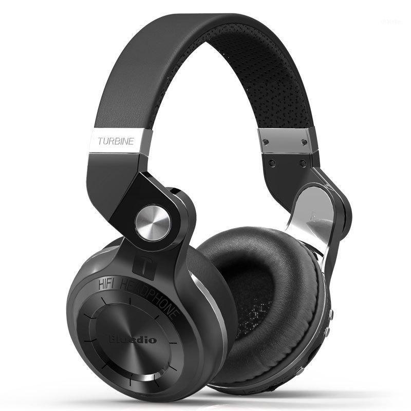 Casques sans fil Casques de tête Bluedio T2 + Bluetooth 5.0 Stéréo Casque SD Carte SD Casque radio FM avec micro hautes basses Sounds1