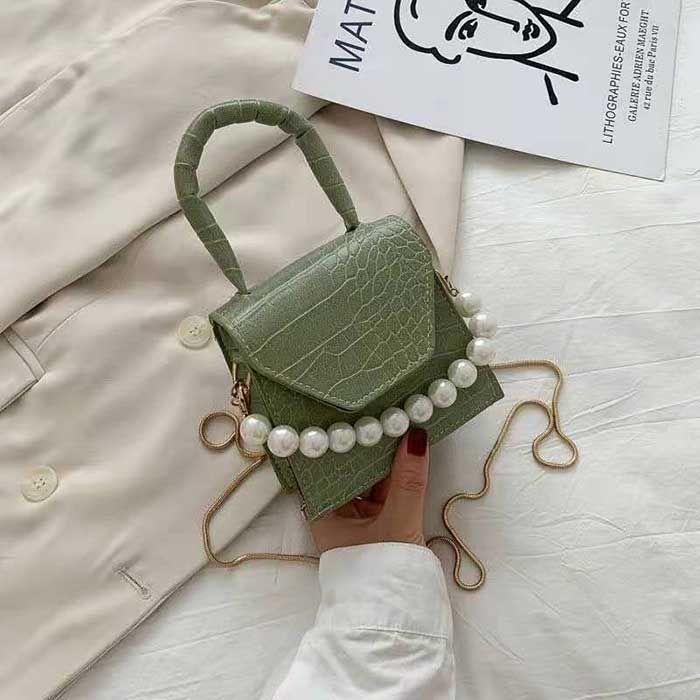 HBP 새로운 고품질 숙녀 패션 숄더 가방 클래식 한 가죽 546552