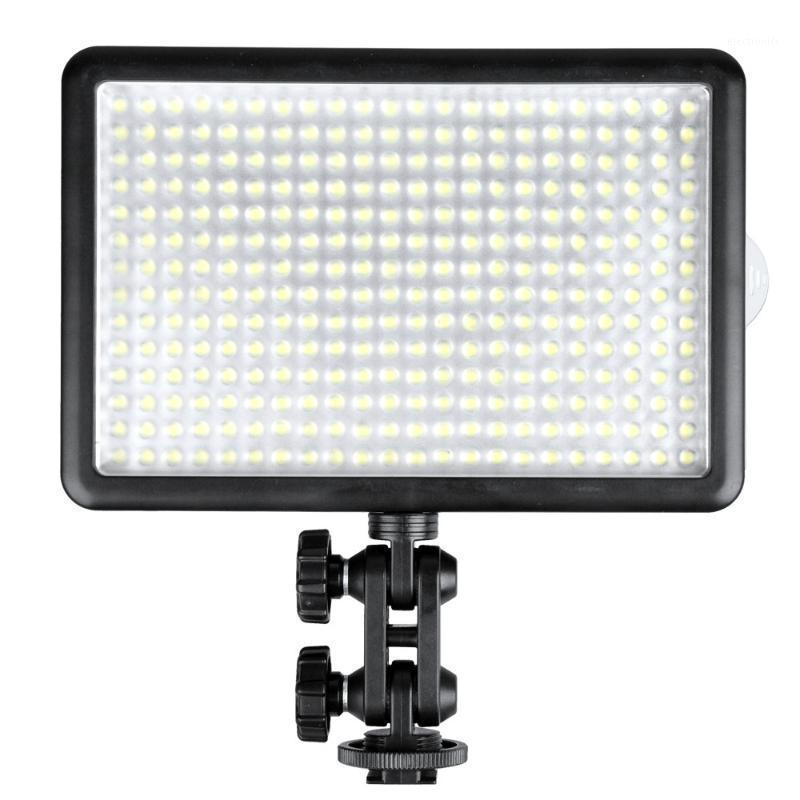 Godox LED308C II LED 3300K-5600K Video Studio Light for Cameras & Camcorders +Reflector And Filter+Power Adapter1