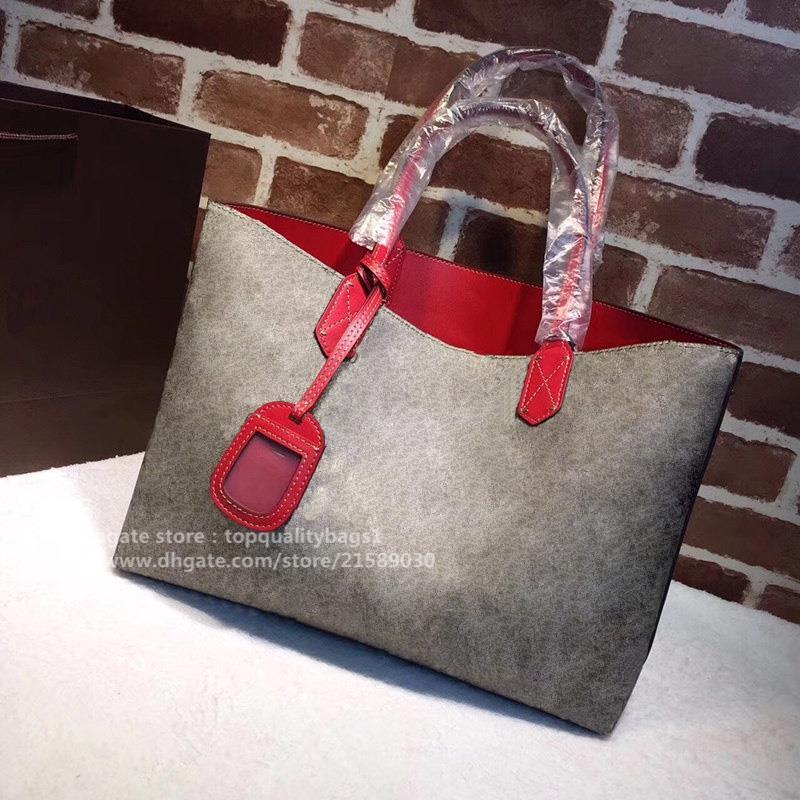 2020 Hot venduto 38 cm di alta qualità moda vera pelle shopping borsa borsa cambio classico lettera donna portafoglio borsa a tracolla shipin