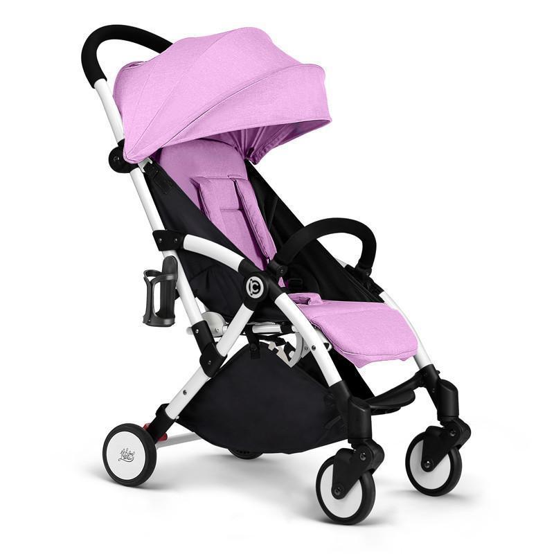 Kinderwagen # Kinderwagen geborener Allradabsorber Leichter, zusammenklappbarer, sitzendes und liegendes Auto