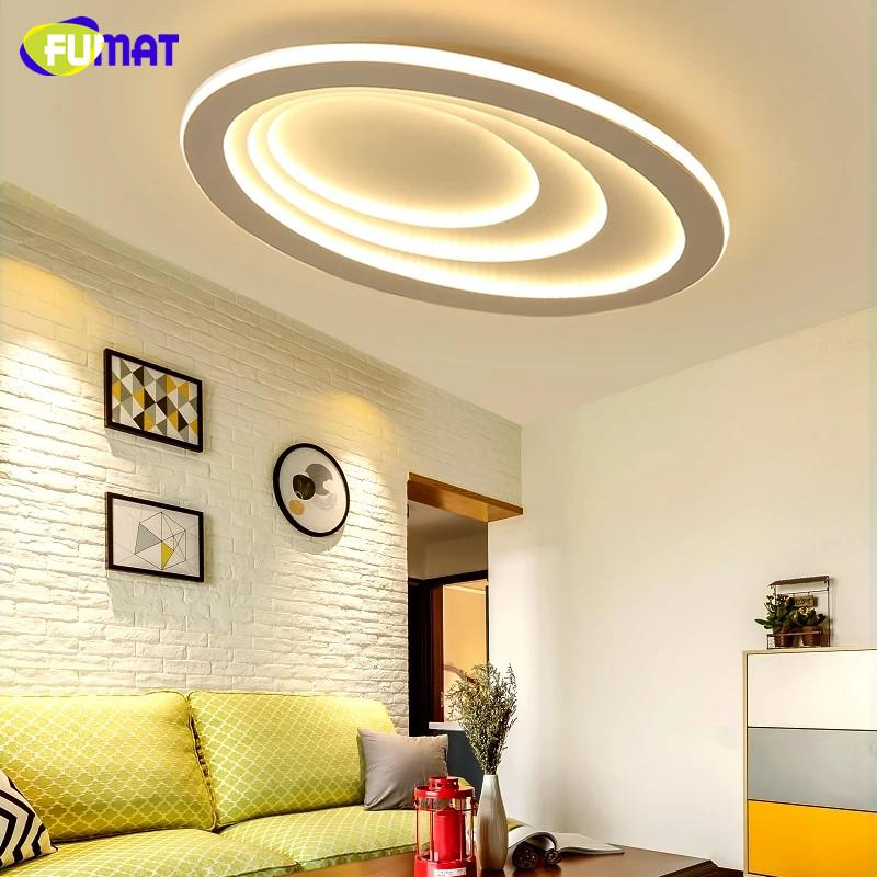FUMAT High brightness led chandelier Lights for Living room bed Room surface mounted Modern chandelier lighting for office study room