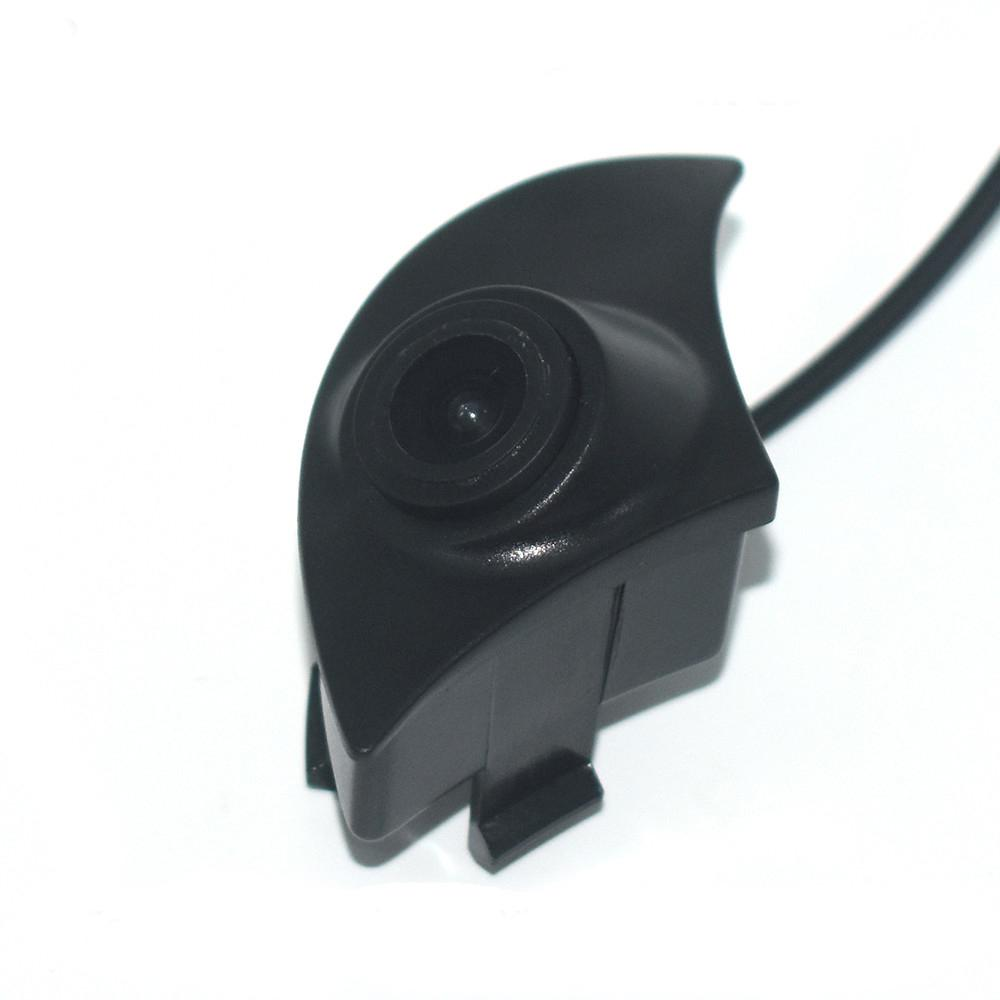 Caméra avant Car Night Vision Vue Parking LOGO caméra pour Toyota Highlander 2007 Kluger XU40 ~ 2013