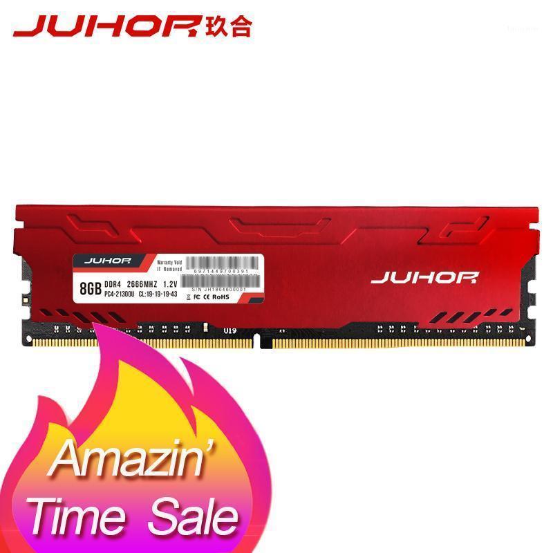 كبش Johor Memoria RAM DDR4 8GB 16GB 2133MHz 2400 ميجا هرتز 2666 ميجا هرتز ذاكرة سطح المكتب DIMM مع بالوعة الحرارة 1