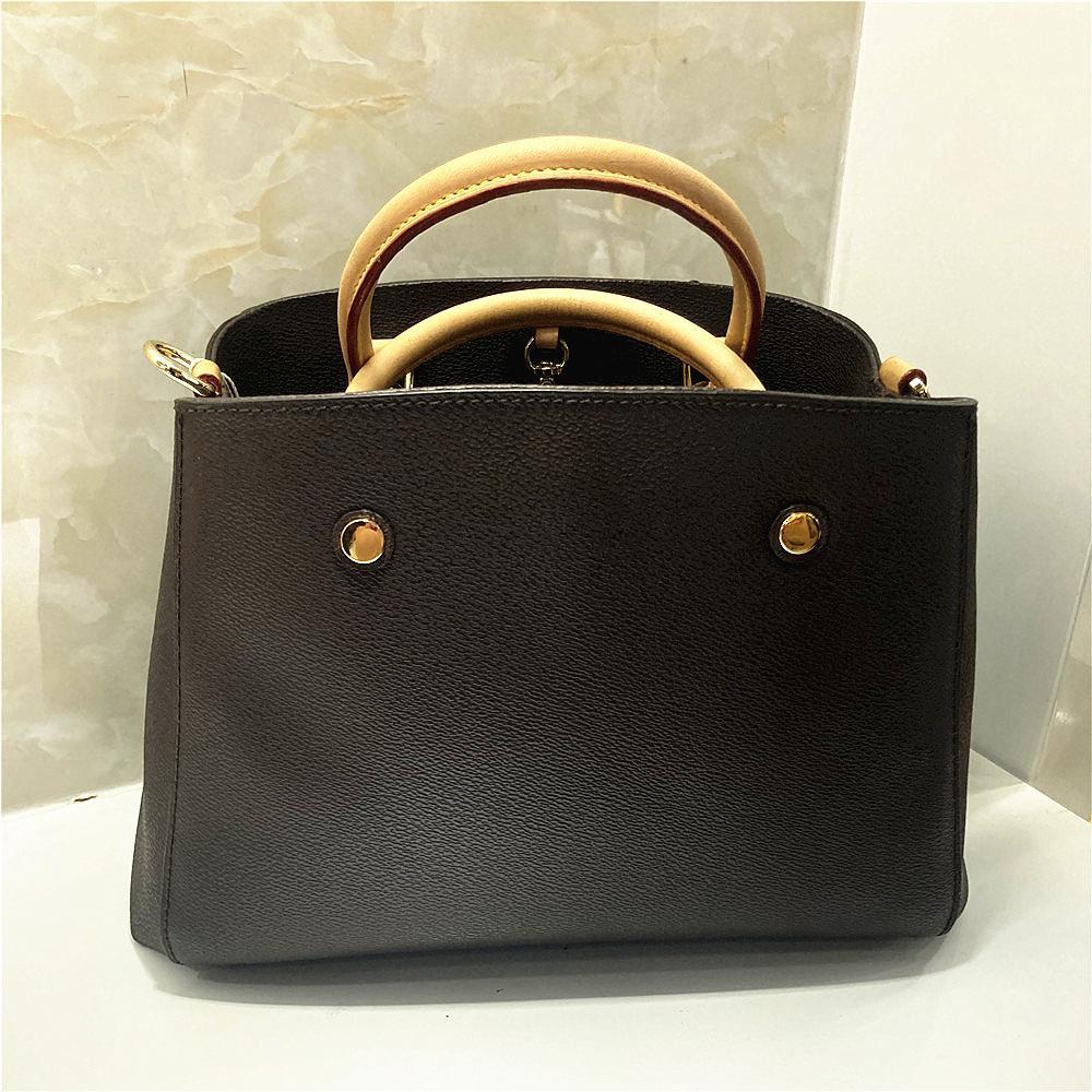 new Classic hot sale High Quality women Shoulder bag Fashion woman Bags Cross Body Bags messenger bag With dust handbag purse man purse