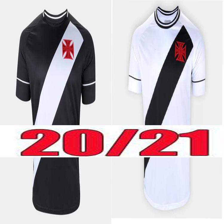 VIP2020 2021 Vasco da Gama Futebol Jerseys Home 3Rd Germán Cano Benitez 20 21men Camisa de Futebol