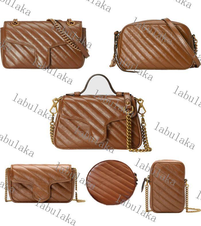 2020 macaron crossbody sacs à main sacs sacs sacs à bandoulière en cuir brand noir sac célèbre femme mode qnxgi