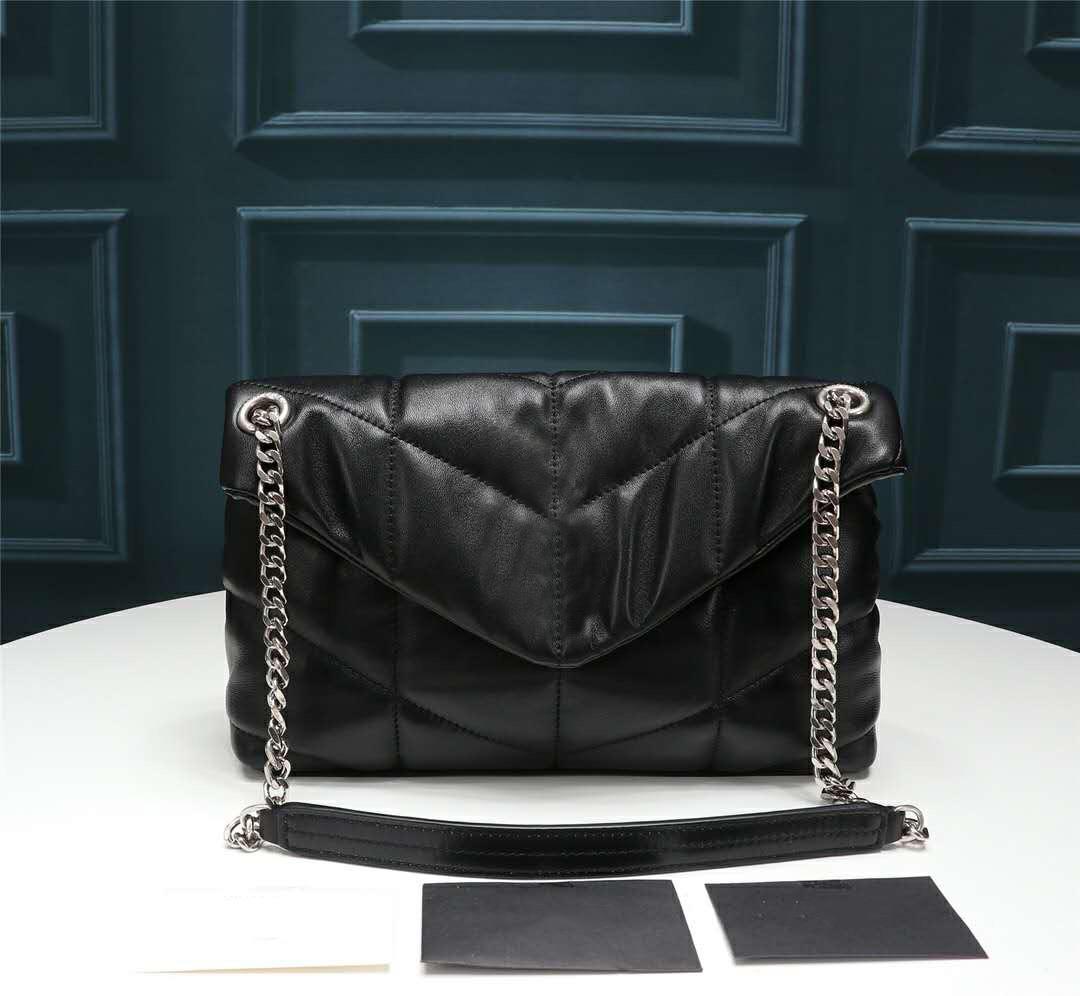 NOUVEAU 2020 Sac à bandoulière de sacs de concepteur rétro Gros chaîne diagonale de la mode Fashion Mesdames Classic Unckd