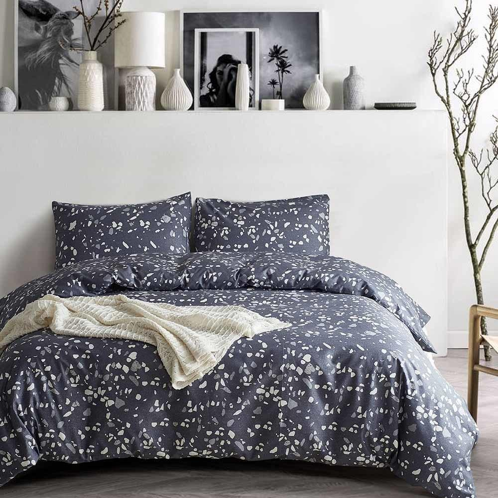NIOBOMO 100% cotton duvet cover Luxury quilt covers King Queen Twin US Size kids home bedding set housse de couette enfant T200814