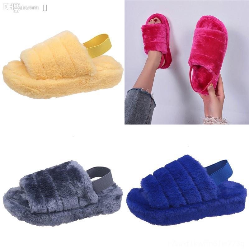 F4YXA Yeni Kadın Yüksek Kaliteli Deri Terlik Nakış Sandal Çiçek Brocade Tasarımcı Çevirme Çizgili Plaj Hakiki Sandalet Terlik