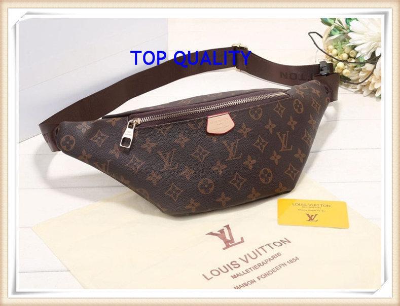 Barato Sacos de cintura de Waists Moda Bolsas de Luxo Designer Senhoras Marcas Famosas Ombro Tote para Womens Bag Oficial Bolsa Red Brown