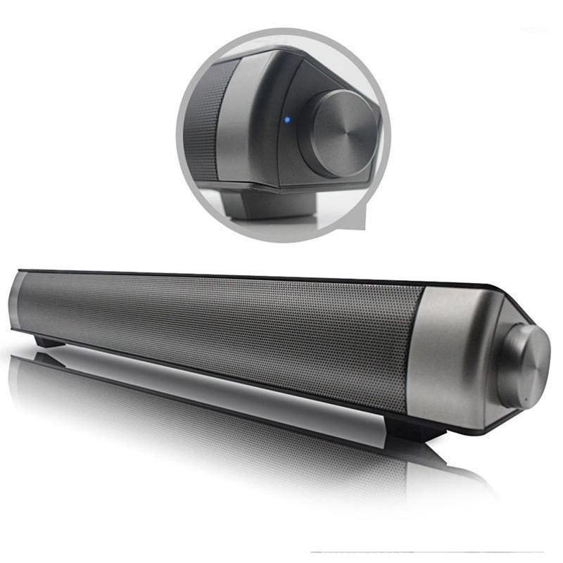 أزياء قوية سوبر باس الصوت بار التلفزيون اللاسلكية بلوتوث المتكلم المنزل مسرح التلفزيون شريط الصوت مع مضخم الصوت (أسود) 1