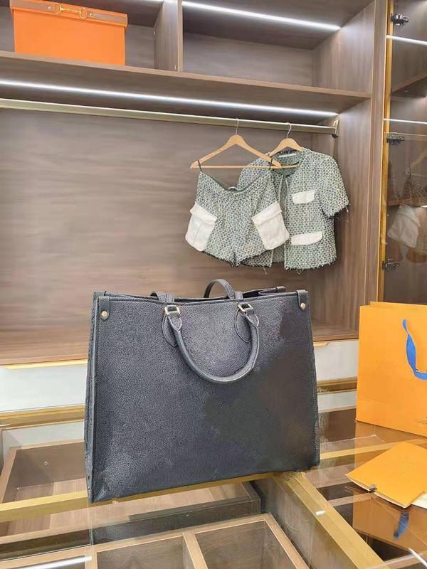 Borsa da borsa in pelle borsette borsette in pelle morbida cinturino in pelle shopping sacchetto singolo spalla goffratura ragazze donne messenger spiaggia borse donna