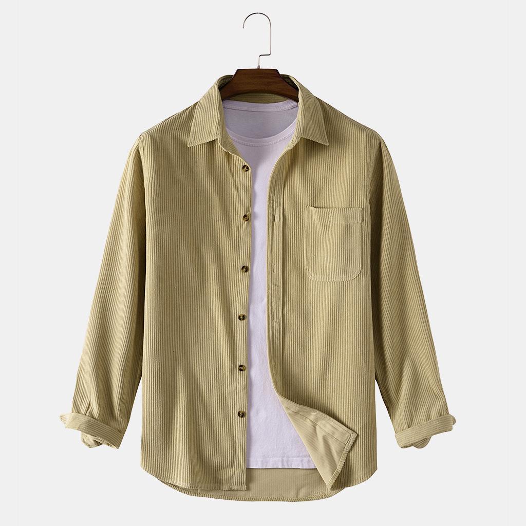 2021 Mode Polyvalent Manches longues Nouveaux Shirtslim Fit Fashion Fashion Robe d'impression Florale Moins Litkb8e