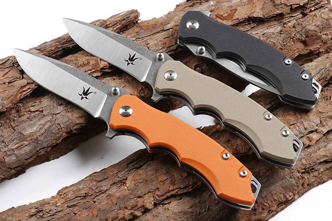 Toolsupplier Sensitive Browning A48 X50 Camping couteau de poche tactique kershaw 1830 couteau pliant outil de coupe d'ouverture rapide rapide