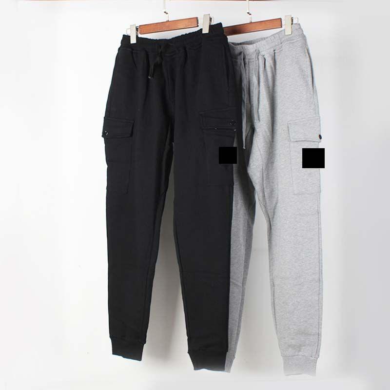 Мужские трековые штаны модные секционные брюки мужские повседневные брюки Jogger BodyBuilding Fitness потерное время ограниченные спортивные штаны