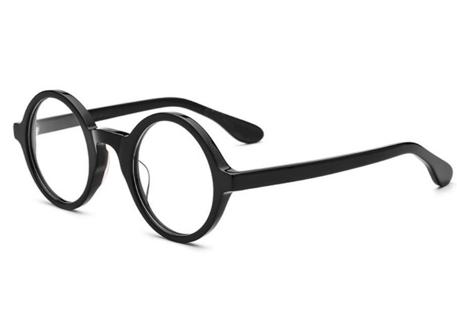 ZOLMAN struttura di vetro MOSCOT lense Johnny Depp miopia Occhiali Retro uomini e donne occhiali miopia cornici con il caso
