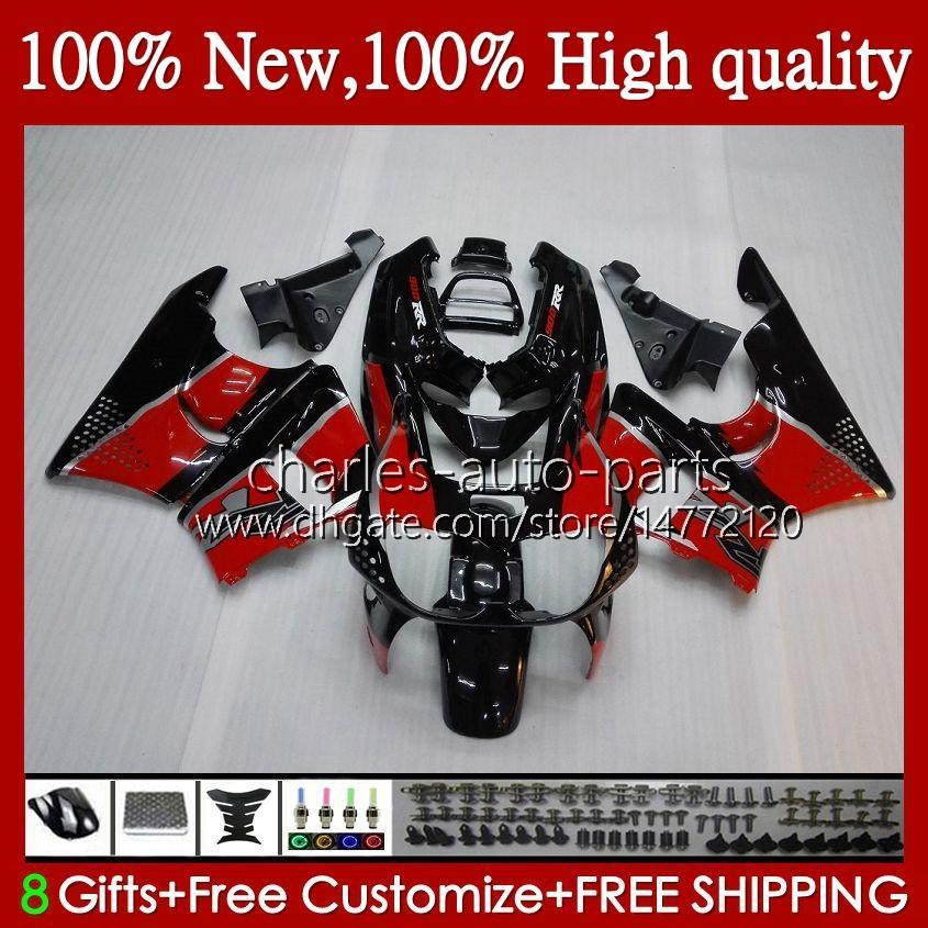 هيئة هوندا CBR 893RR 900RR CBR893RR 94 95 97 97 95HC.0 CBR893 CBR900 CBR 900 893 RR CBR900RR 1994 1995 1996 1996 Fairings Factory Red
