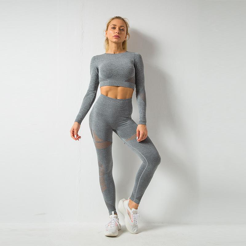 Yoga set tracksuit womens Gym Wear Fitness 2pcs Gymshark Bra Leggings outdoor outfits Sports wear pant suit Yoga World tech fleece for woman