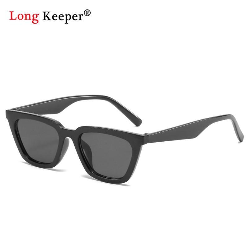 النظارات الشمسية أزياء المرأة خمر القط العين إطار صغير ظلال الشمس نظارات النظارات الشيخوخة تتجه عدسة المحيط