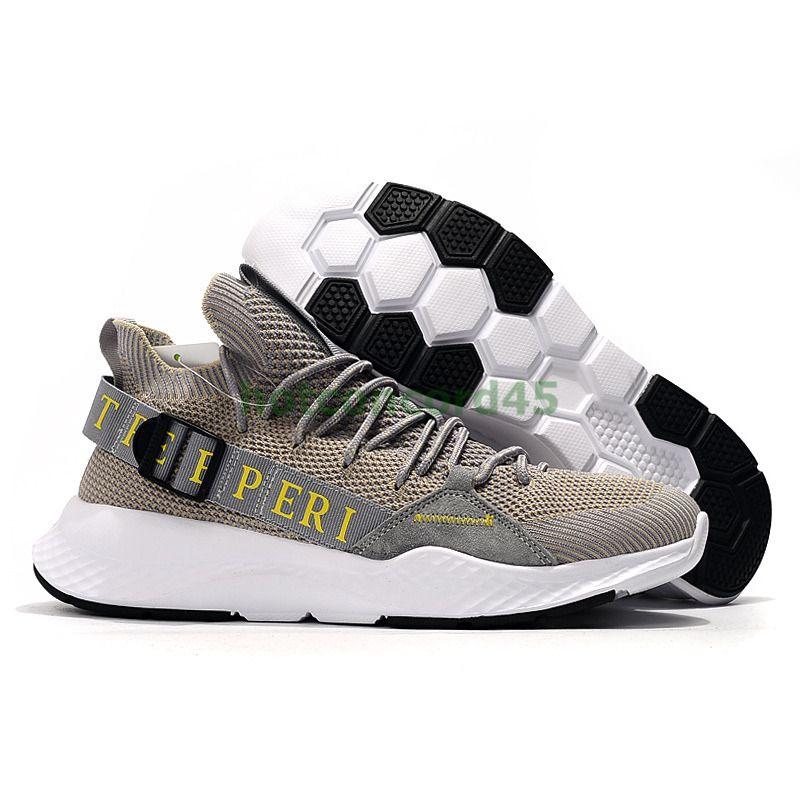 US 8 EUR 41.5 Size grey treeperi speed socks trainer 2.0Men Women Running Shoes Sneakers sport outdoor Trainers