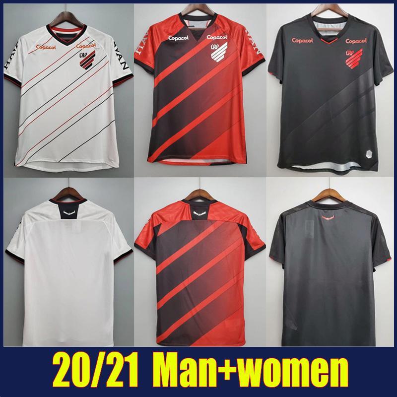 2020 2021 Atletico Paranaense Futbol Forması Eve Uzakta Walter Henrique Nikao Futbol Forması Carlos Eduardo Lucas Halter Camisa de Paranaense