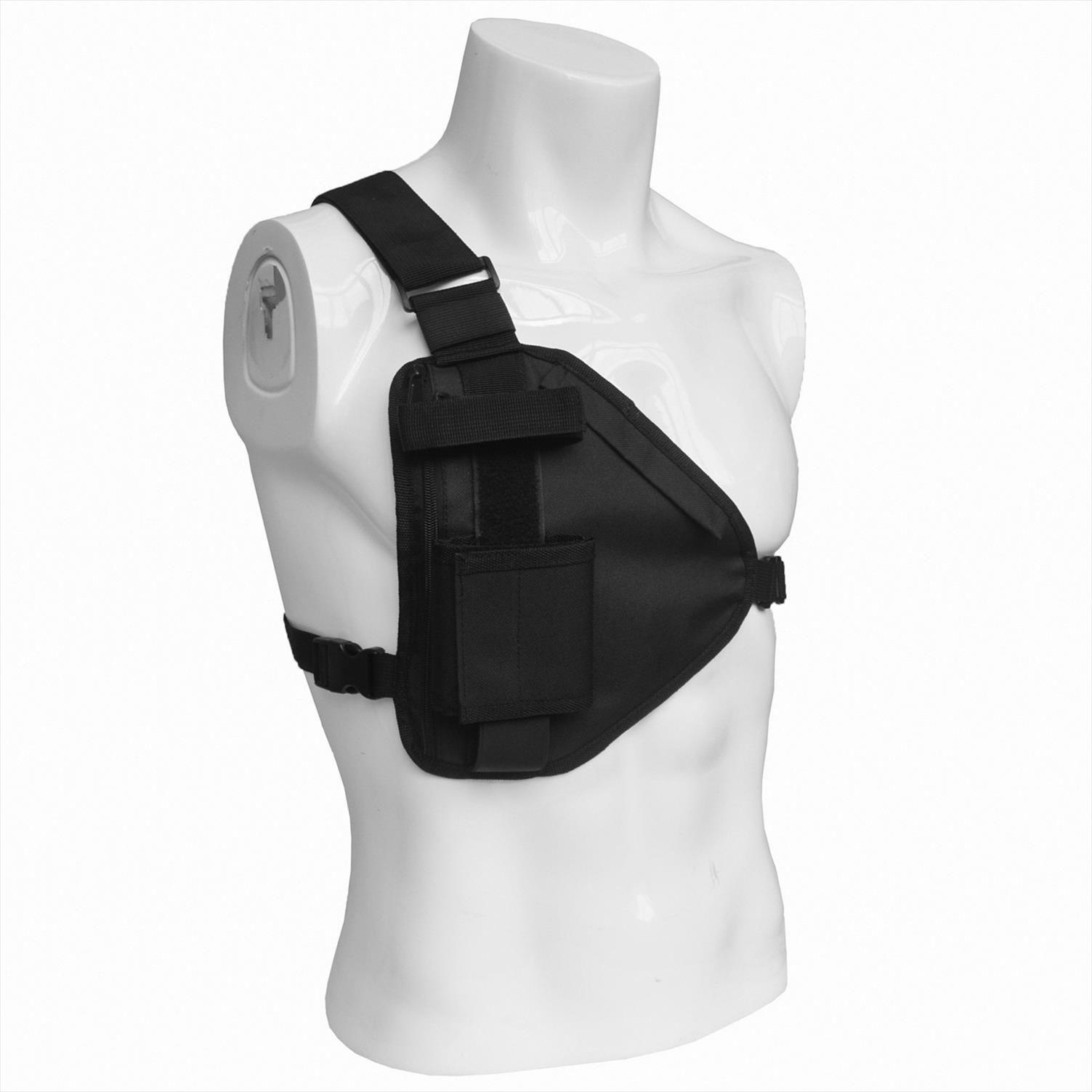 El equipo de perforación del nuevo pecho Streetwear funcional del hombro del bolso del pecho del arnés ajustable Cruz Bolsa táctica anti robo Bolsas paquetes de la cintura