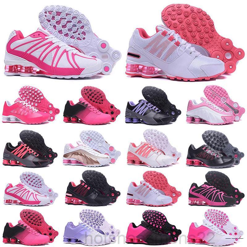 shox 802 deliver Avenue Shoes 802 2020 Günstige Männer Klassische Avenue 803 liefern oz Schuhe Frau Casual Schuhe Sport Trainer Tennis Kissen EVK6U Größe ADG9