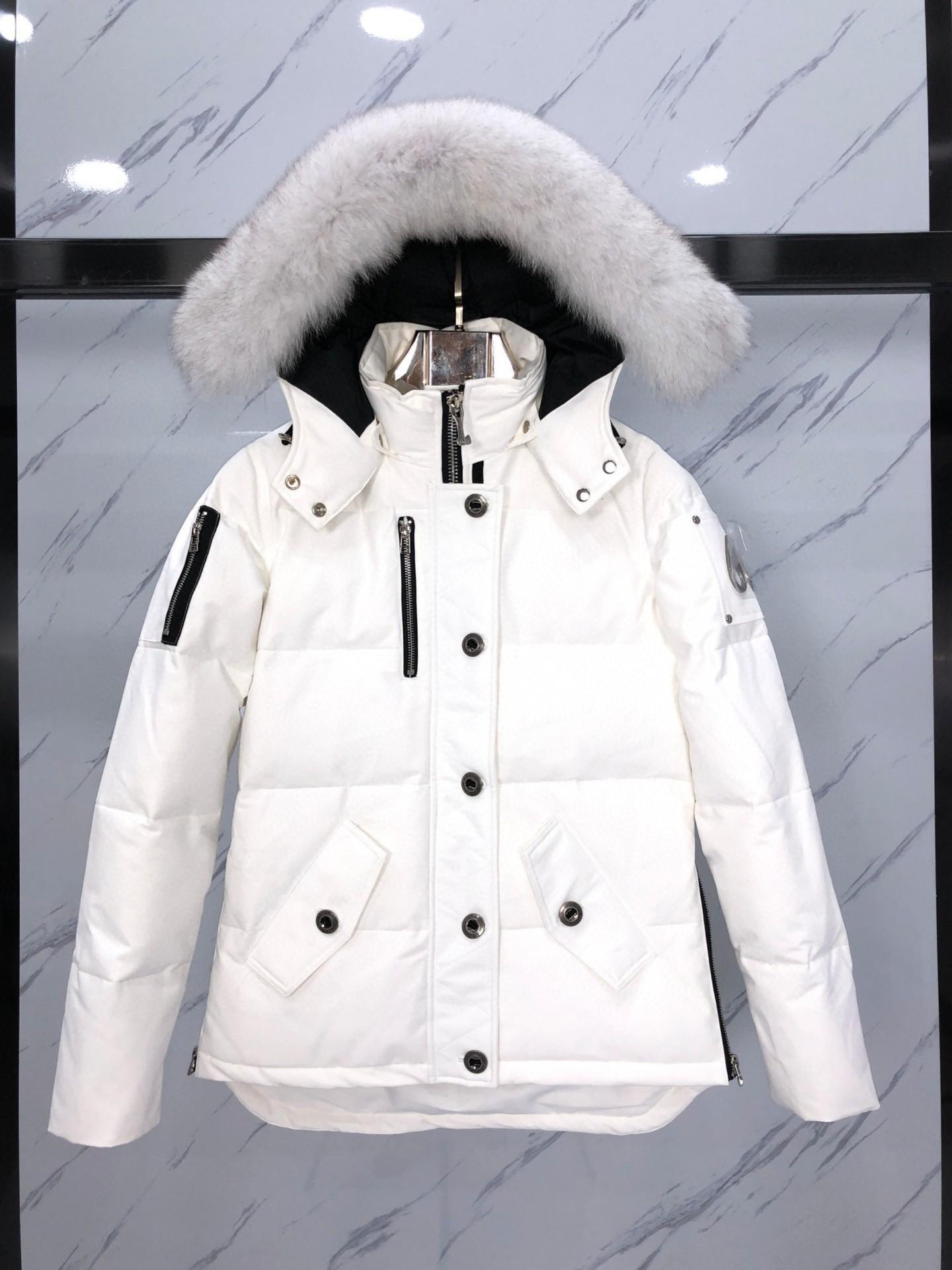 Black Friday Fügen Sie vMoose Schere hinunter Jacke für Frauen 05 Kurzmode Big Hairband verdickte Winterverschleiß E6