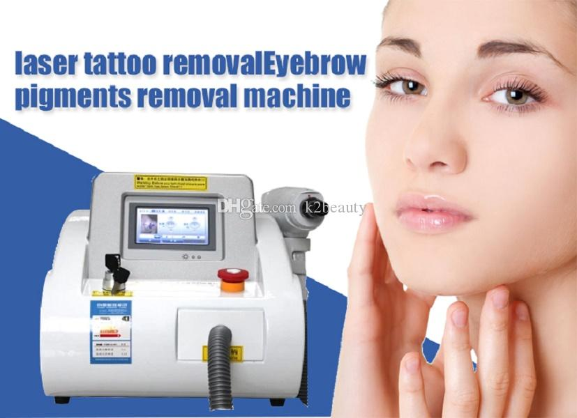 salon spa kullanımı için güzellik makinesi soyma Fabrika fiyat ND yag lazer dövme silme ve siyah karbon bebek cilt