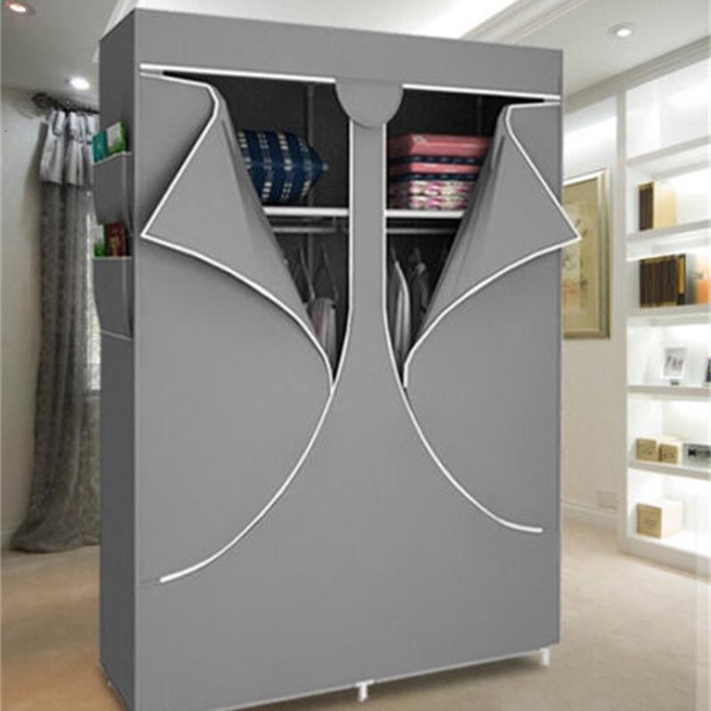 Hhaini renforcé pliant pliant armoire armoire armoire armoire rack de rangement chaud