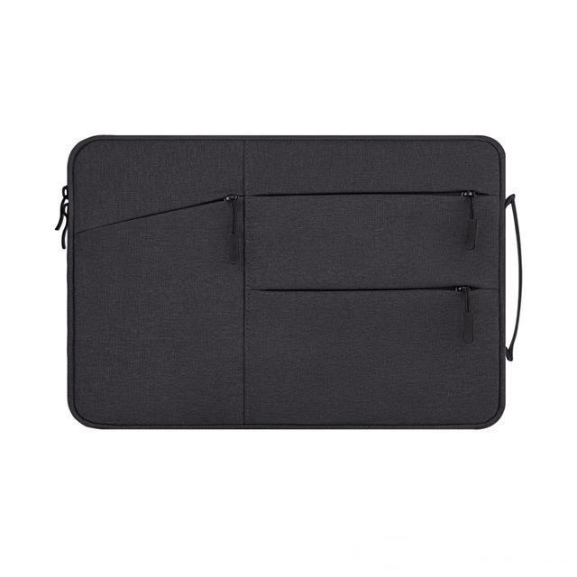 2020 Высокое качество Laptop Sleeve 15/14/13/12 для MacBook Air Sleeve Pro Retina Display IPad Обложка сумка для Apple, ноутбук с карманом