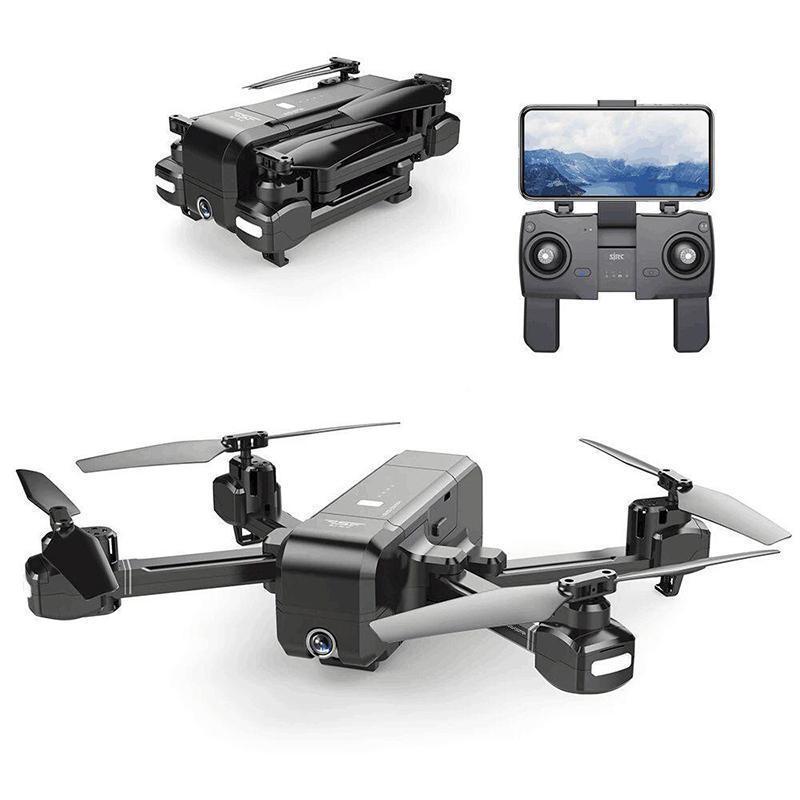RCtown SJRC Z5 WiFi FPV com câmera 1080p Double GPS Dynamic Siga RC Drone Quadcopter LJ200911