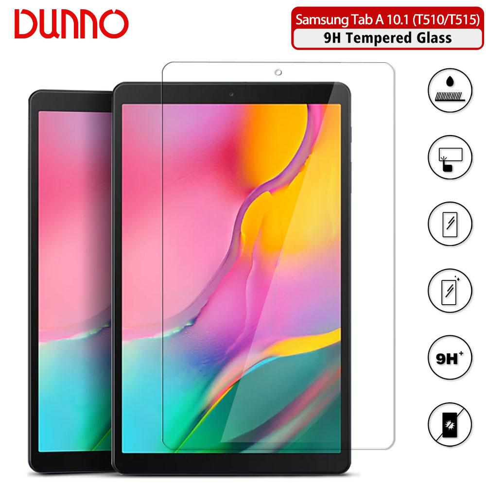 Tempered Glass Protective Film For 2019 Samsung Galaxy Tab A 10.1 SM-T510 SM-T515 Screen Protector Glass Screen Protection