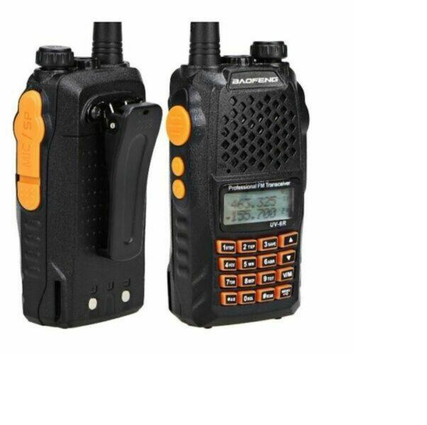 Radio VHF / UHF 136-174 / 400-520MHz de Baofeng UV-6R Dual-Band.