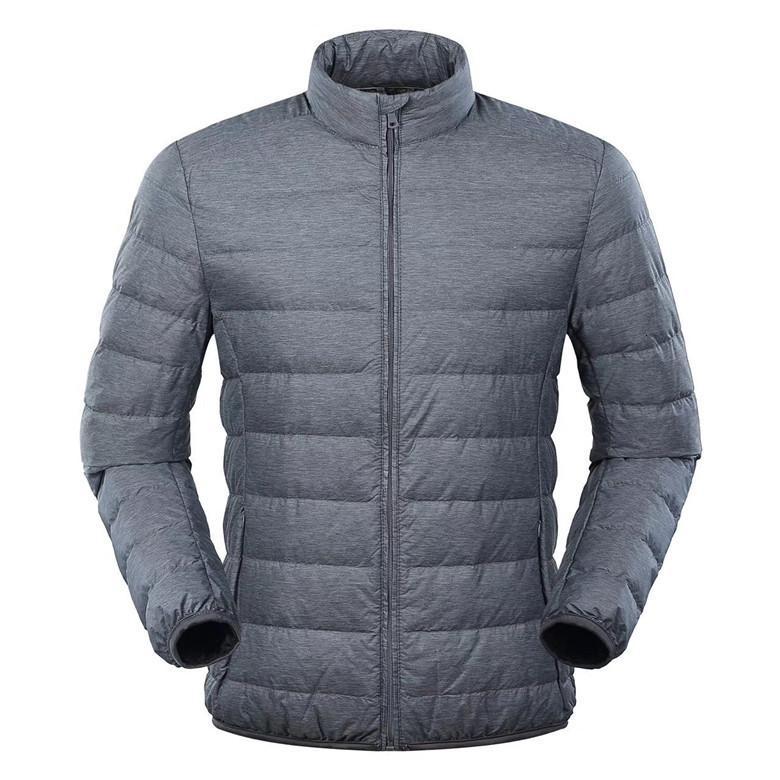 2021 Сидней спиннинг и рисование мужской светлый и тонкий большой размер папа теплый куртка